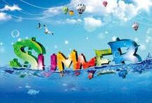 OlleyFin - Summer SA! 2013 / Cooling down - outdoor fun time and all round enjoying summer ideas!
