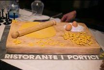 Happy Birthday Ristorante i Portici. / 22 ottobre 2013 -Cinque anni di cultura culinaria.Una nuova, innovativa esperienza di cucina contemporanea,che prende spunto dai valori della grande tradizione per proiettarsi nel futuro.