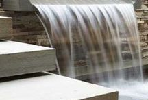 Water Features / The best water features