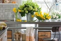 Put some Spring into your Interiors / Spring has sprung at Interiors Online. New products and bright Spring inspired spaces.