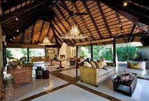 African Resort Style