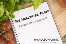 Healthy Weight Loss Recipes / Weight loss recipes and healthy recipes for people who have had weight loss surgery.
