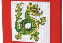 Free Cross Stitch Charts / Beautiful cross stitch charts from all around the web that you can download and start stitching with straight away