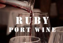 Ruby Port Wine