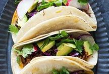 TexMex Inspiration / TexMex and taco recipes with meat