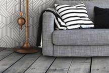 Hout, Lamelparket / Houten vloeren of lamelparket zijn vaak een lust voor het oog. Je kan er de mooiste dessins mee maken. In dit bord zit wat inspiratie.