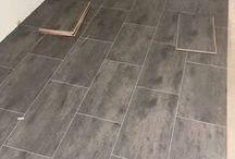 Portfolio van leggen laminaat / In dit bord zie een selectie uit ons portfolio waar wij de laminaat vloer hebben gelegd