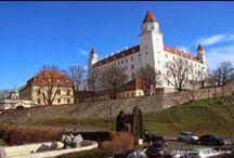 Bratislava / Bratislava - hlavné mesto Slovenskej republiky