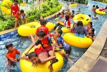 SANGKAN  PARK CERIA / Sangkan Resort Aqua Park merupakan taman rekreasi air terbesar yang berlokasi di Jl.Bandorasa km 12, Kuningan, Cirebon, Jawa Barat. Sangkan Resort Aqua Park didesain khusus dengan konsep kelas dunia yang sangat memanjakan para pengunjung. Berbagai macam atraksi air bisa pengunjung nikmati di Sangkan Resort Aqua Park.  Berbagai wahana kami sediakan untuk para pengunjung diantaranya ; Kolam Ombak, Kids Pool, Kolam Arus, Raft Slide dan Octopus Dll.