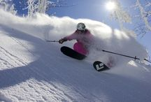 Ski 'nd snow