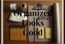 organized looks good / Good organization (or at least the appearance of good organization) is a critical to successfully stage a home. And actual organization is critical to surviving your move! Images of great storage, checklists, how-tos and more on organizing for the sale of a home can be found here.
