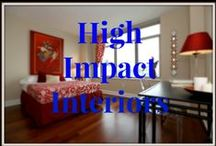 High Impact Interiors  / Home Staging is all about IMPACT! These homes all capture your attention and make you dream about the life that goes with living there. Personal Space has helped sell over 500 homes since 2005 with our proven methods which include high impact decorating/design. We provide home staging services in-person and via live video with our ground-breaking service StagingLive. Visit us at www.PersonalSpace.biz to schedule a live walk through of your home.