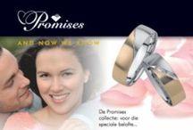 Promises Trouwringen / Trouwringenmerk verkrijgbaar bij de juweliers