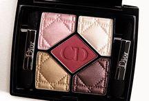 My eyeshadows - Dior