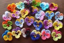crochet beauties