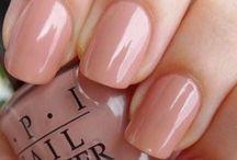 My nail polishes - OPI