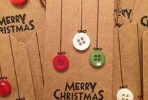 Noël bricolage / Christmas / www.decousuca.etsy.com