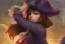 Fantasy - Pirates