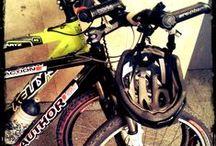 Workout Ondrušky (ČR, Ondrušky, 26.dubna 2015) / Ranní vstávání v neděli, práce na čerstvém vzduchu a pak jízda na kole domu na vzdálenost 56 km. I takhle by se dal shrnout dnešní den :) Pardon, dnešní skvělý den :)