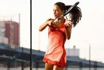Tennis Fashion / Top clothing and outfits from the tennis court