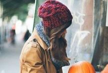 "fall outfits / fall , outfits , grunge , hipster , vintage , layers , tan leather ... I 'm that kind of ""fallish"" girl !"