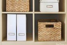 get organised «