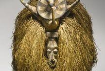 masque africain bob denard