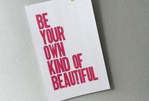 les Belles Pensées / Body positive