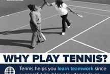 Why Play Tennis? / Mental and Physical Benefits of Tennis