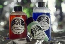 The Body Shop vintage  http://www.the-body-shop.it/ / http://www.the-body-shop.it/