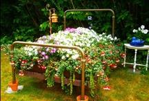 Unique & Nostalgic  Planter Ideas