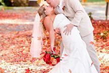A fall wedding / by Kristen H
