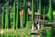 Houses, castles and museums / Beautiful places from the past to the future / by | E M M |