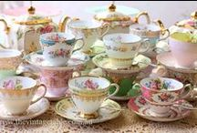 TEA Party / Everything related to tea, tea time, tea for two and more! <3