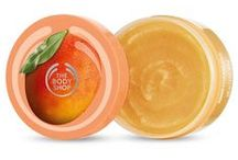 MANGO / Linea bagno e corpo al Mango