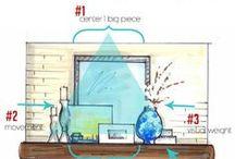 Home sweet home / Plein de bonnes idées pour la maison, intérieur/extérieur, déco, aménagement, etc.