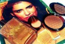 Honey Bronze Make Up / Bagliori Dorati http://www.the-body-shop.it