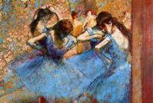 Edgar Degas / umění