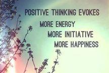 Positive & motivation