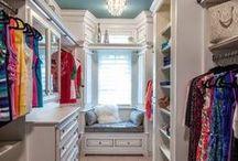 Wardrobes,dressingroom,closet / Šatna,skříň