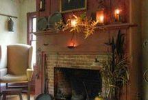 Fireplace / Krbová kamna