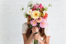 Styling Ideen mit Blumen