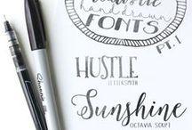 Design – Lovely Fonts