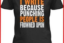 The Writer's Life / For those who love to write, and yearn to do so for a living!
