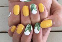 Nails...! / Did someone say mani petty!?