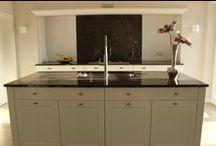 Küchenarbeitsplatten / Zeitlos schön! Küchenarbeitsplatten aus Naturstein.