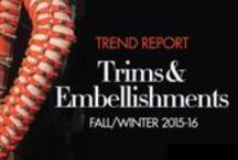 TRENDS For  2016 / What's trending in all aspects of life for 2015. Including our must do list of inspirational idea. Fashion, beauty, business, life and more...