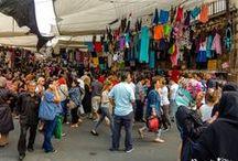 Markets of the world/Mercados del mundo