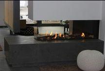 Kaminverkleidungen - Kaminbänke aus Naturstein / Kaminverkleidungen / Kaminbänke aus Granit - Marmor - Kunststein