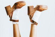 shoes! / Step Carefully... Walk Gracefully